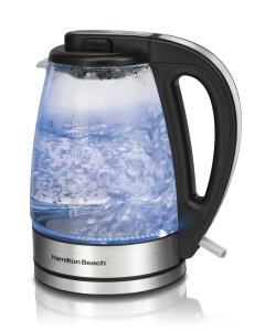 Hamilton Beach 40865 Glass Electric Kettle Review