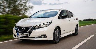 Nissan Leaf. Foto: Nissan