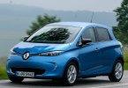 Die Front des Renault Zoe. Foto: Renault