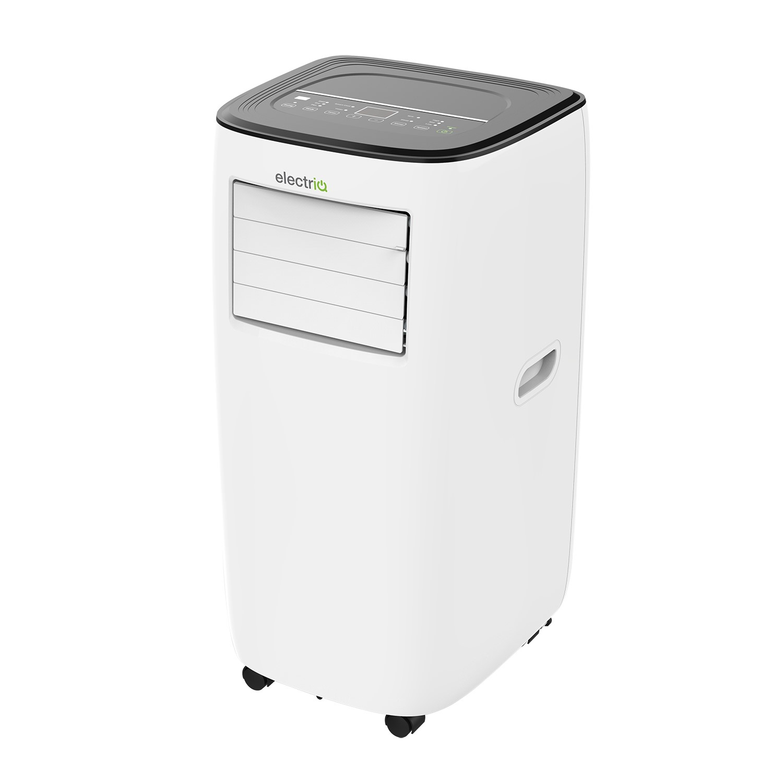 electriq ecosilent 8000 btu portable air conditioner for rooms up to 20 sqm