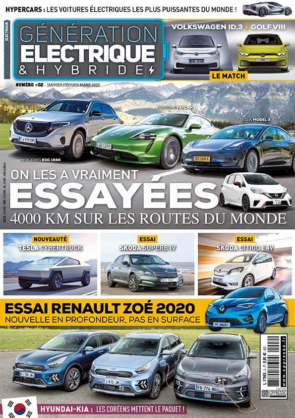 Génération électrique magazine