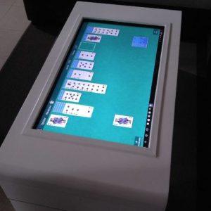 Table Basse Tactile connecté