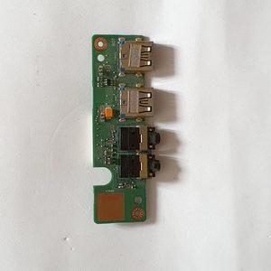 Carte Usb + Jack Pc Asus N76VJ-T5014H