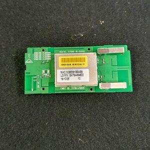 Module Wifi Télé Lg 65UM7450PLA Référence: LGSBWAC92