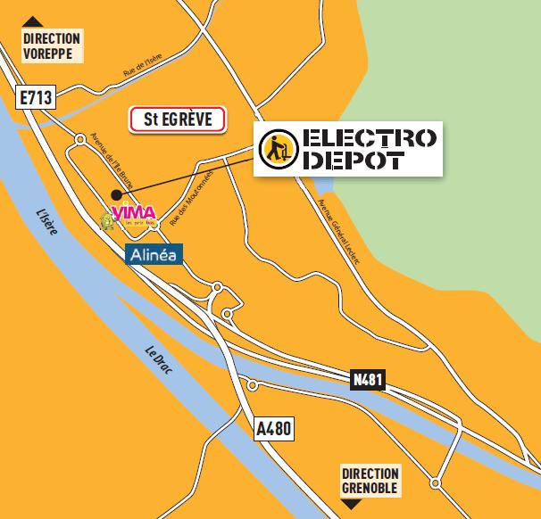magasin electro menager saint egreve