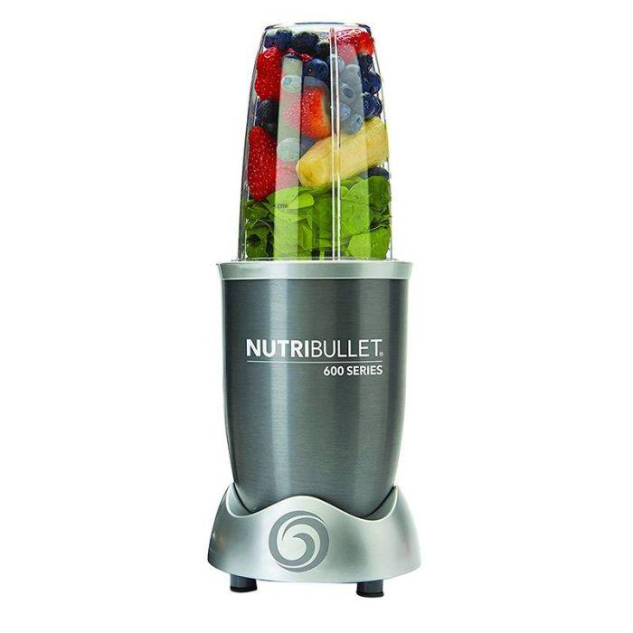 blender nutribullet 600w 8 pieces