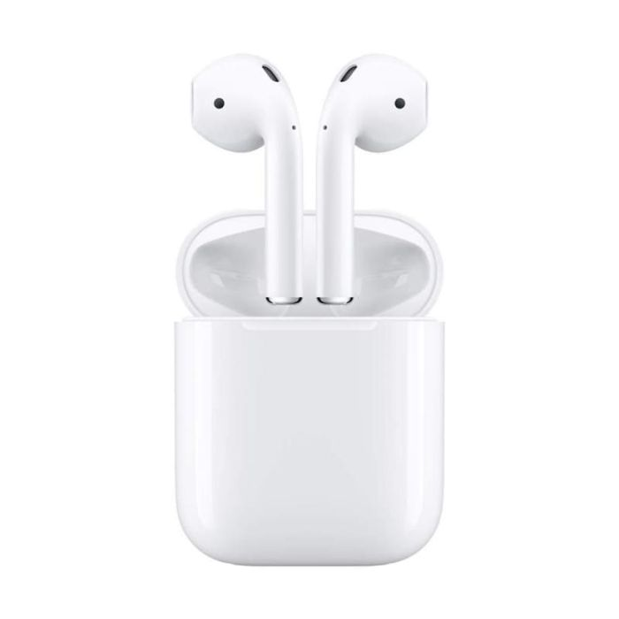 Ecouteurs Apple Airpods 2 Boitier De Charge Electro Depot