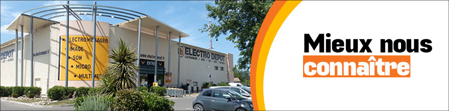Magasin Electro Menager Avignon Vaucluse Electro Depot
