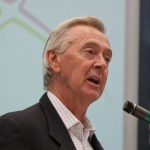 Political Activist and Commentator ~ Preston Manning tirelessly championed the cause of democratic and political reform throughout his impressive career as one of Canada's great political visionaries. His presentations provide an inspirational and substantive discussion of both current issues and future challenges, all imbued with a surprising dose of humor that you might not expect from a politician. A reformer at heart, Mr. Manning is right at home challenging the status quo and conventional thinking.