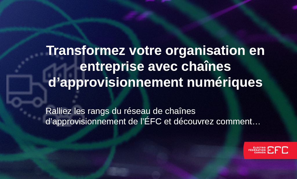 Supply Chain Network - Join_FR