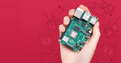 O novo Raspberry Pi 4 Model B