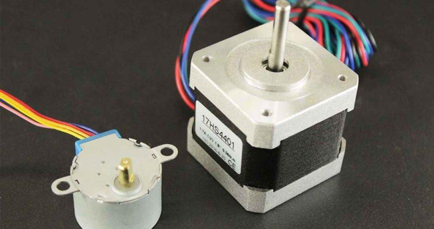 motor a pasos - Electrogeek