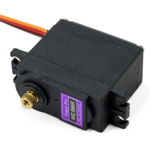 servo de rotacion continua mg996r - Electrogeek