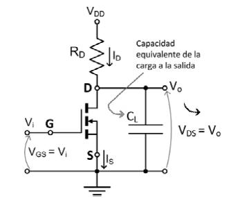 el transistor mosfet 5d6534ccce015 - Electrogeek