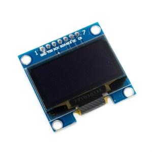 display oled 13 128x64 sh1106 spi - Electrogeek