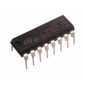 l293d circuito integrado puente h - Electrogeek