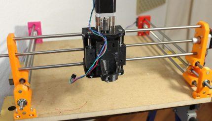 montando una cnc parte 4 el eje y 5e8511a083e6c - Electrogeek