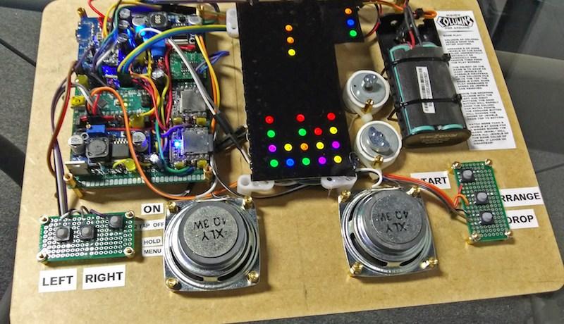recreando las columnas de sega con arduino 5eab6eb215798 - Electrogeek
