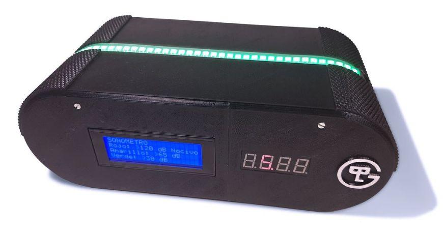 visualice la contaminacion acustica con un medidor de sonido arduino 5ee9653a13ff3 - Electrogeek