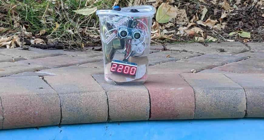 mantenga un registro de sus vueltas en la piscina con este contador arduino 5f28ad2d2ae04 - Electrogeek