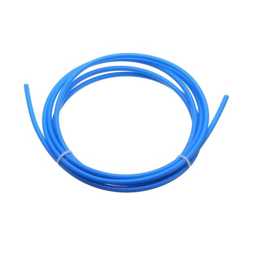 ptfe tube 2mm 4mm blue per meter - Electrogeek
