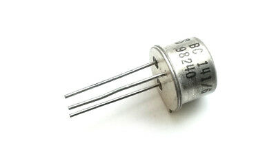 BC141 6 BC141 6 Transistor NPN 100V 1A 37W 3 - Electrogeek