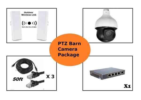 25X PTZ camera