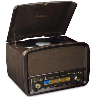Electrohome Signature Vinyl Record Player Classic Turntable