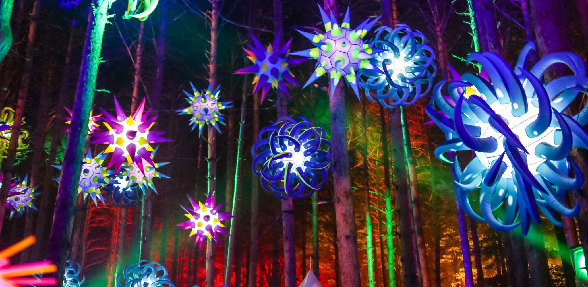 Electric Forest 2019 Header