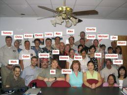 The MTSI crew