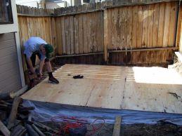 foundation flooring