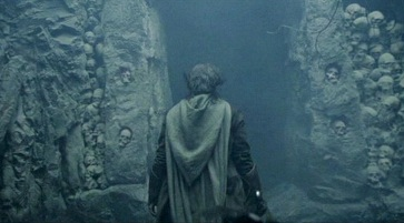 Aragorn, staring into the void.