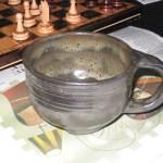 handcrafted mug