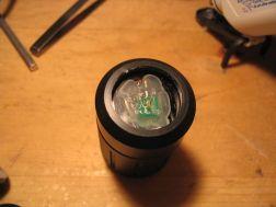 sensor unit, assembled