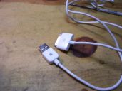 USB iPod cable
