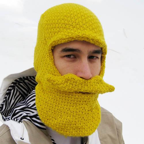 knit beard