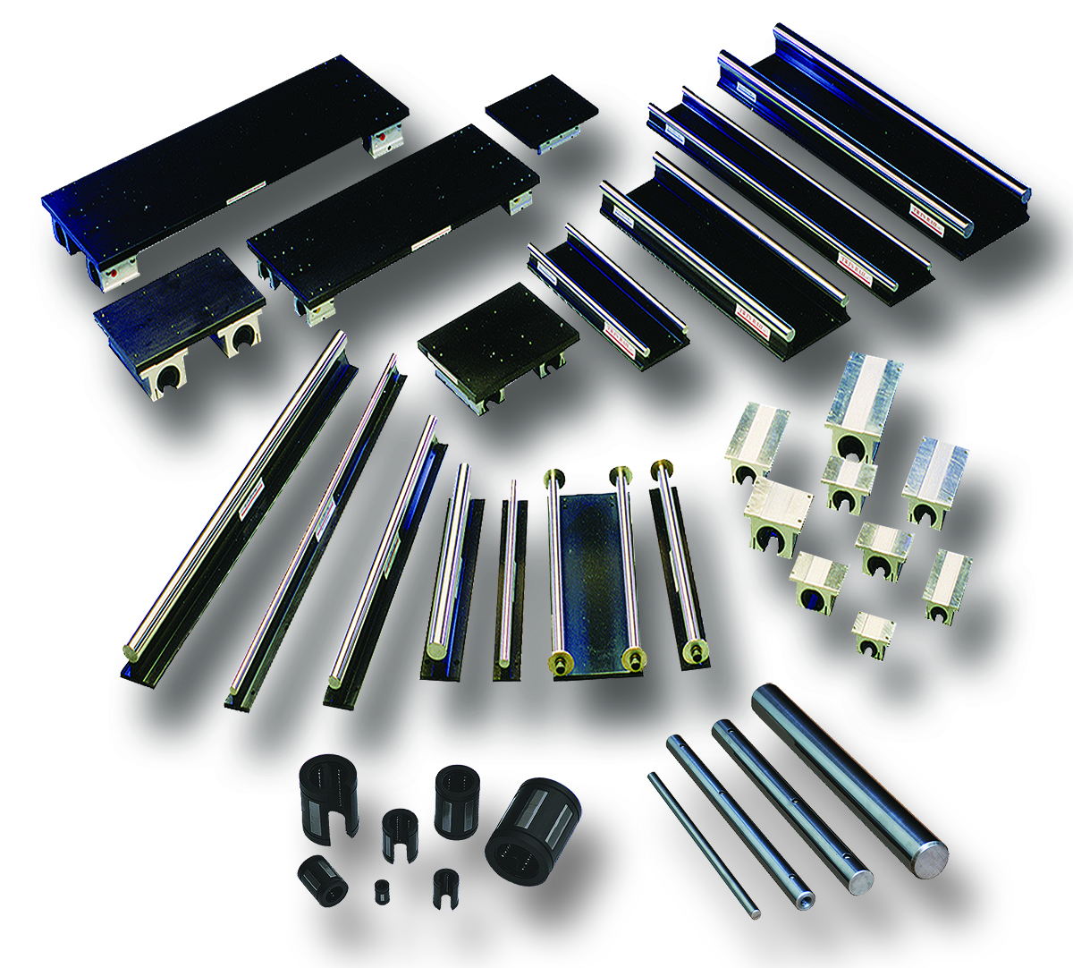 Lintech Motion Mechanical Positioning Components Amp Systems