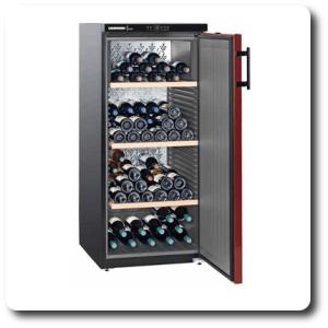 Cave à vin à pose libre
