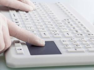 Custom Clinical Keyboard