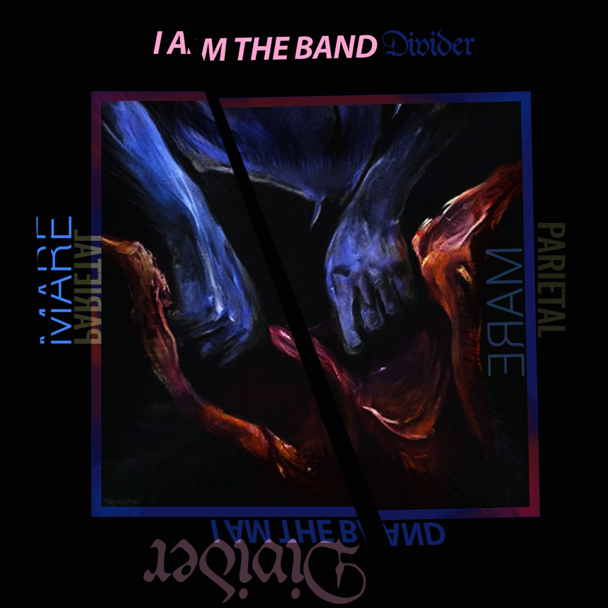 I Am The Band – Divider