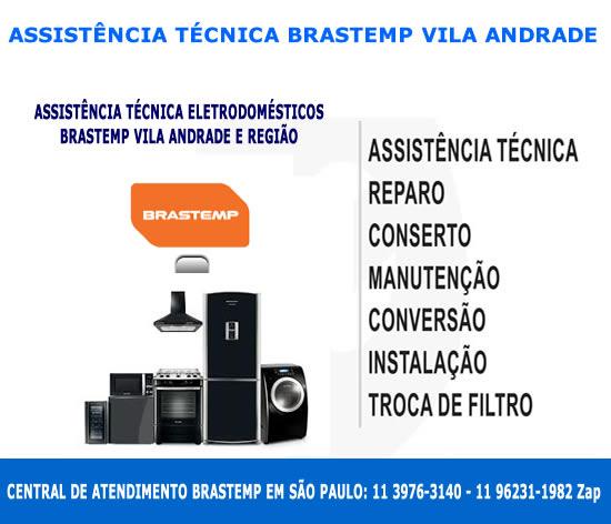 Assistência técnica Brastemp Vila Andrade