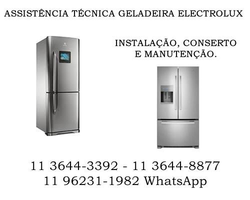 Assistência Geladeira Electrolux