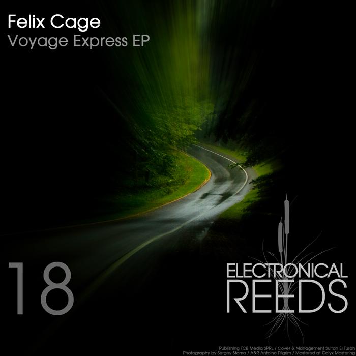 ER018 - Felix Cage - Voyage Express EP