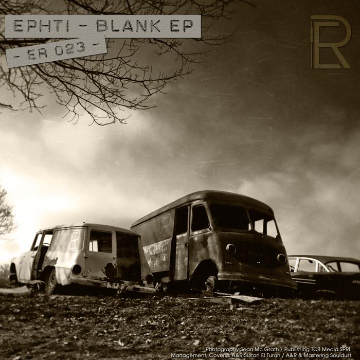 ER023 - Ephti - Blank EP - Electronical Reeds