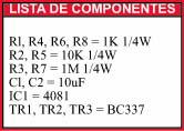 microalarma componentes
