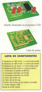 KIT 34 lista componentes