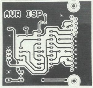 Programador de Microcontroladores soldaduras
