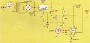 APRENDE PRACTICANDO / Cargador de baterías de coche
