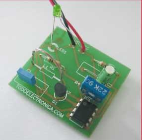 APRENDE PRACTICANDO / Detector de llamadas telefónicas