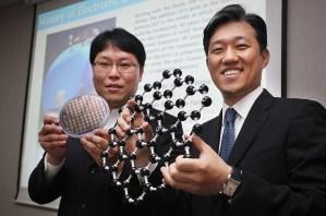 Grafeno, el material que marcará la nueva era de la electrónica